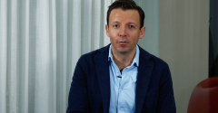 Zoe Financial CEO and founder Andres Garcia-Amaya