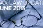 Tax Law Update June 2013