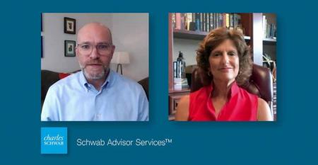 Schwab Advisor Services Mindy Diamond at Home