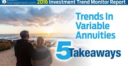 Trends in Variable Annuities 5 Takeaways