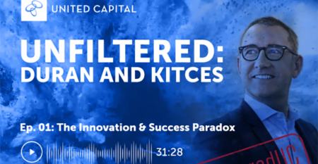 Kitces Duran unfiltered podcast