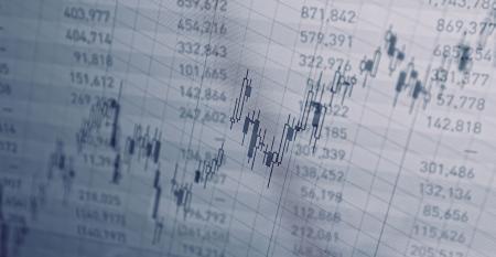 candlestick chart stocks