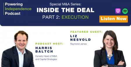 Inside The Deal Podcast Harris Baltch Liz Nesvold