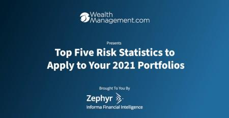 Top Five Risk Statistics for Financial Advisors