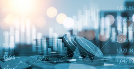 money investing graph