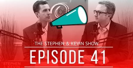 Stephen and Kevin Show Episode 41: Getting the Most Out of a Coaching Relationship