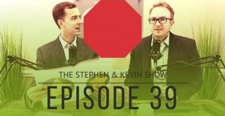 Stephen and Kevin Show Episode 39: What Are Your Success Limiters?
