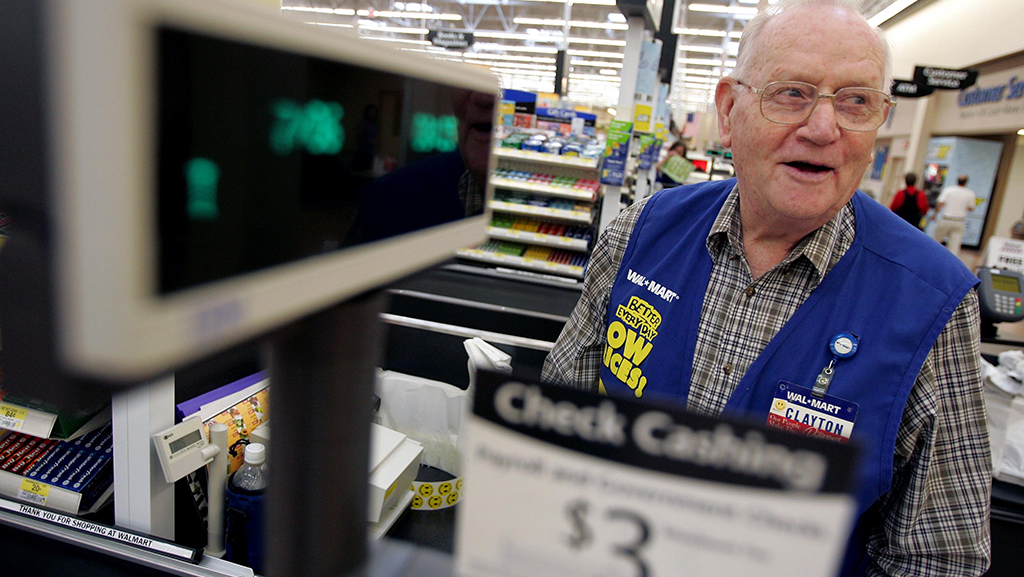 Golden Years Redefined as Older Americans Buck Trend And ...