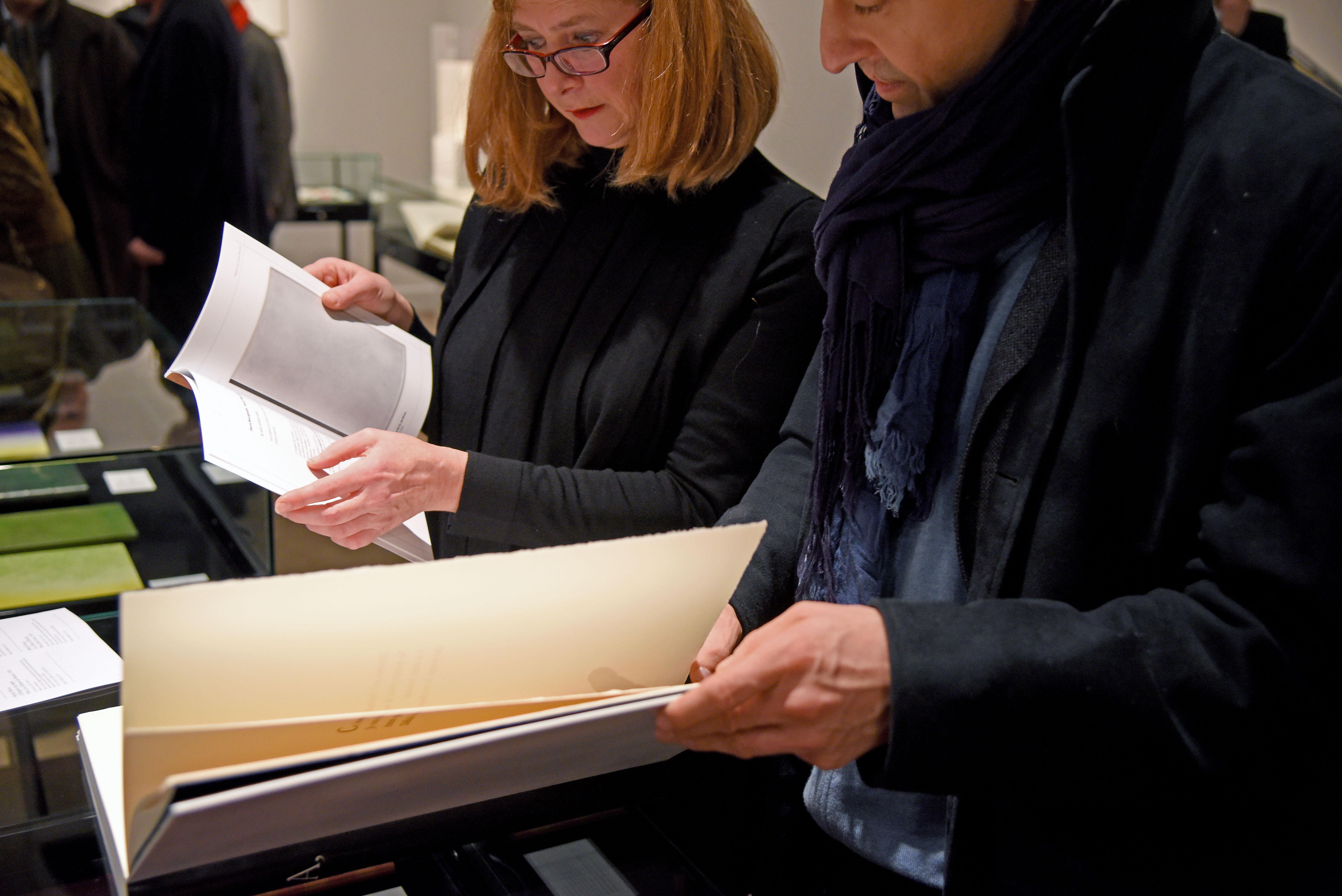 manuscripts books art