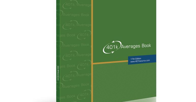 401k averages book