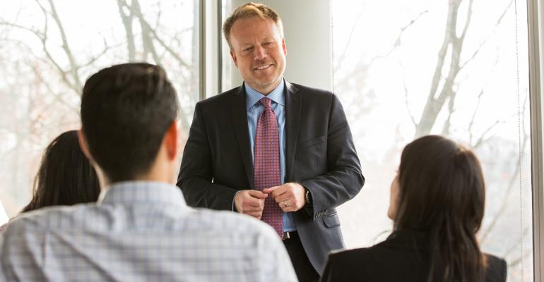 Why Michael Finke Is Excited About Wealth Management Education
