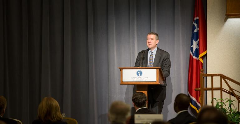 St. Louis Fed President James Bullard