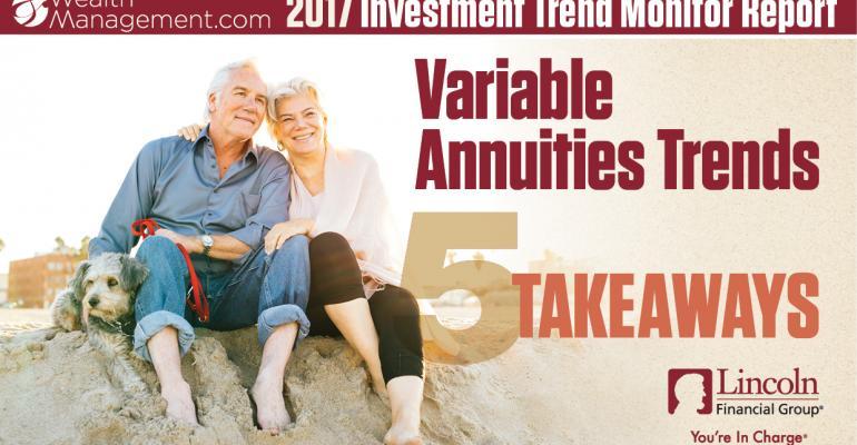 Variable Annuity Trends 5 Takeaways