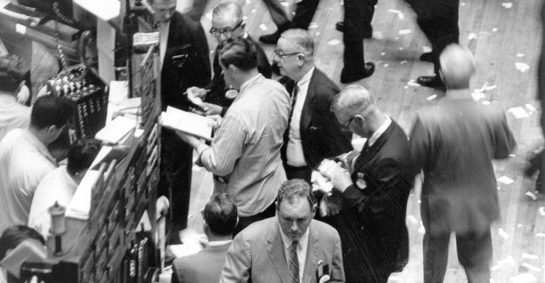NYSE 1960s