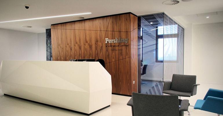 Pershing office