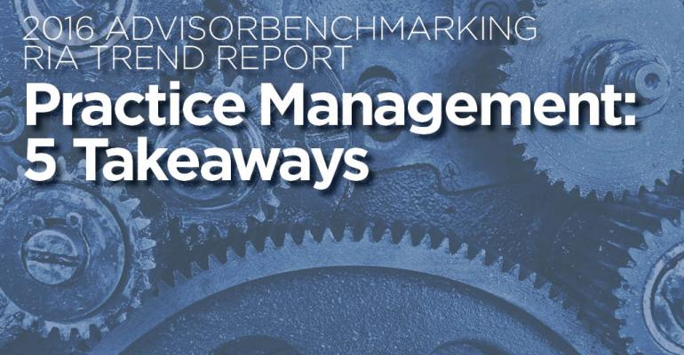 Practice Management & Operations Key Takeaways