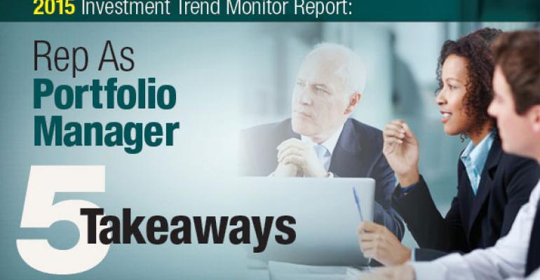 Rep as Portfolio Manager Key Takeaways