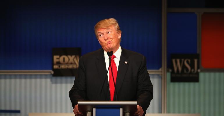 Trump-pucker