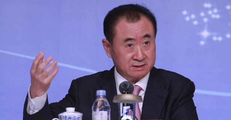 Curbs to China Investment Risk U.S. Jobs: Wanda's Wang