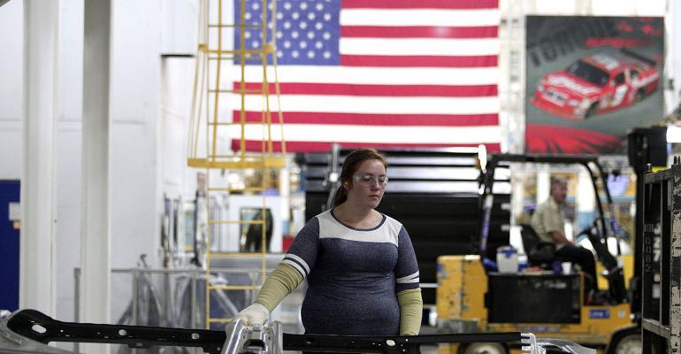auto plant Michigan
