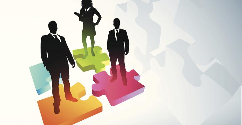 Business People Puzzle credit James Thew Hemera Thinkstock Photos