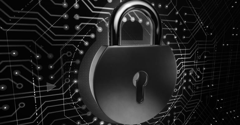 cybesecurity lock