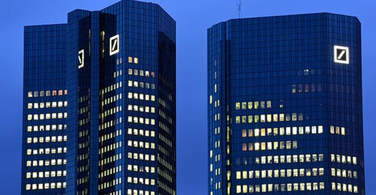 Deutsche Bank buildings
