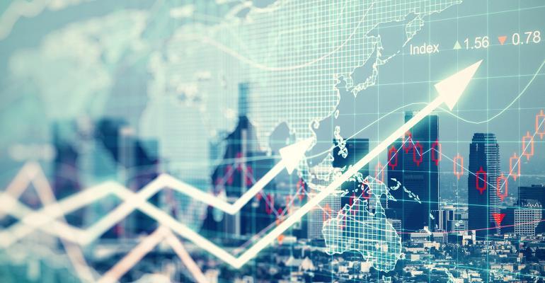 financial charts data citu