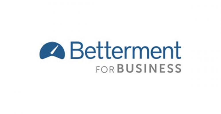 2016 Winner: Betterment for Business