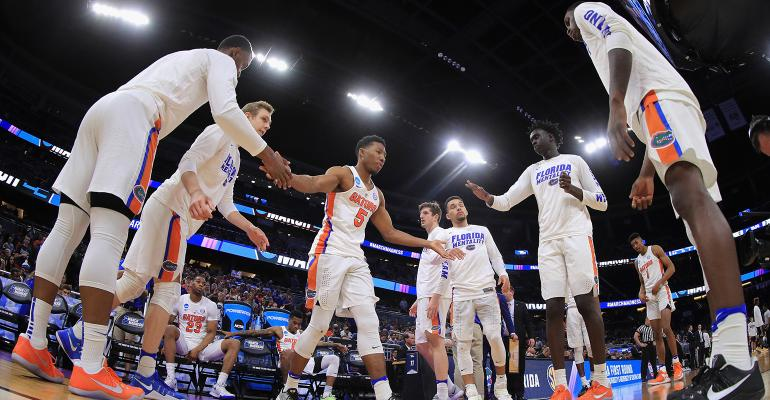 Gators NCAA tournament