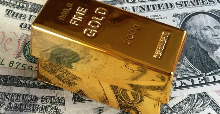 gold bar money
