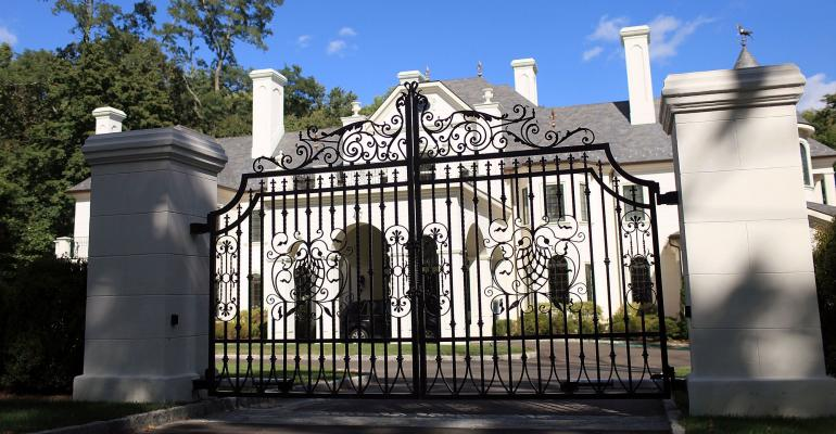 Greenwich Connecticut mansion