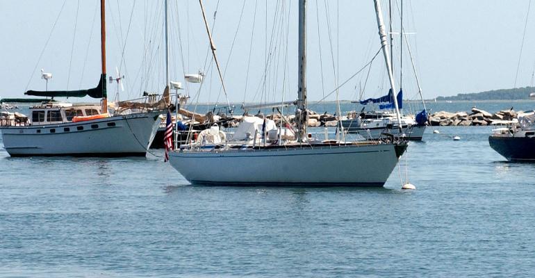 The Hamptons boats