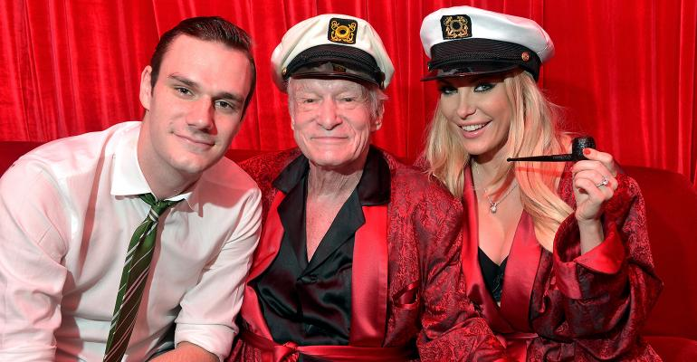 Hugh Hefner's trust bans drug use for his kids and widow