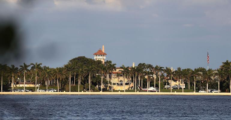 Mar-a-Lago Palm Beach florida