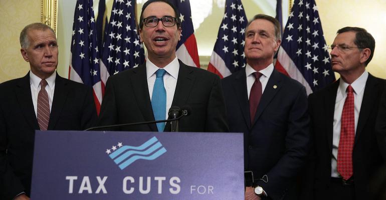 Steve Mnuchin tax reform