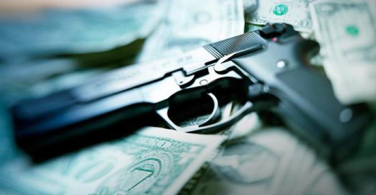 murder money gun