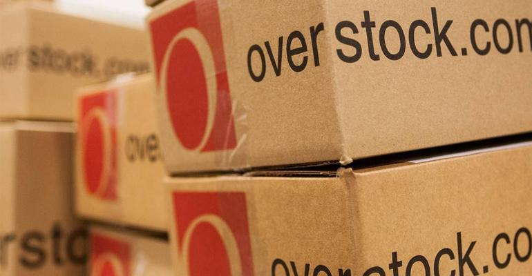 Overstock.com boxes