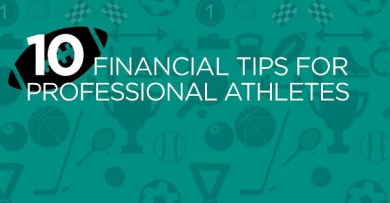 10 Financial Tips for Professional Athletes