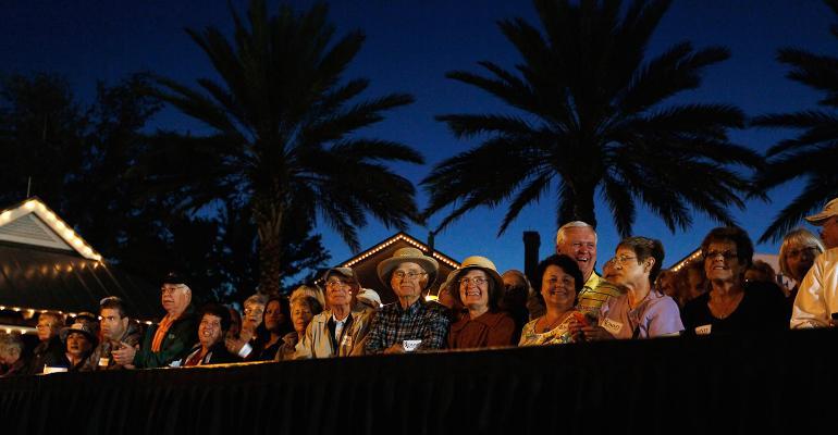 Retirees Florida The Villages