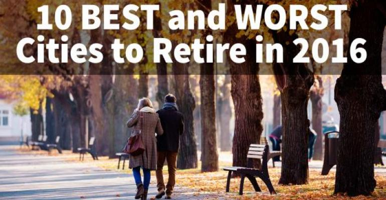 Best and Worst Cities to Retire