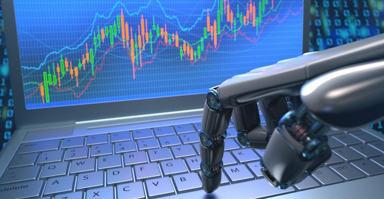 stock market robot investing