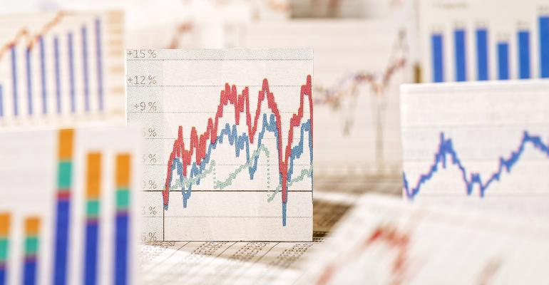 stock prices tables