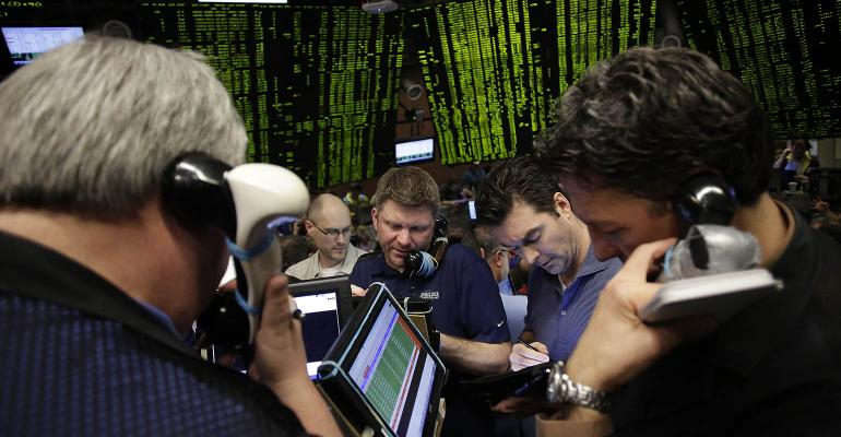 stock traders big board