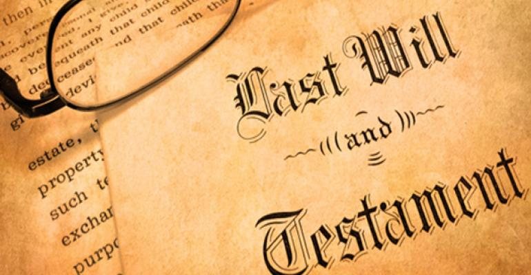 Legal Underpinnings for Formulating  (And Defending) Estate Plans