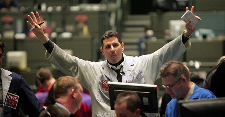 treasury bonds futures pit