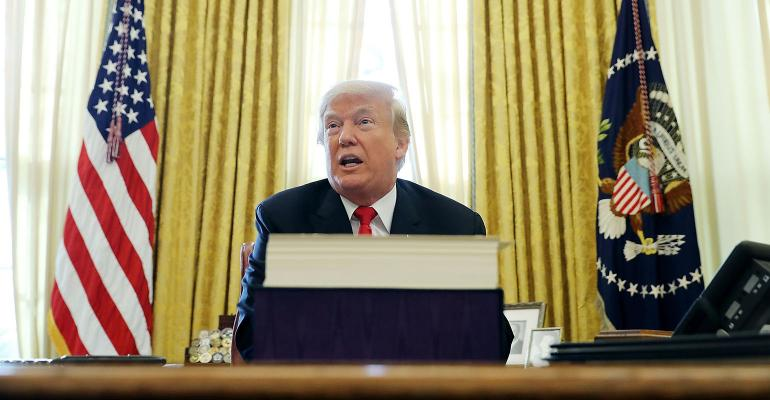 Donald Trump tax bill