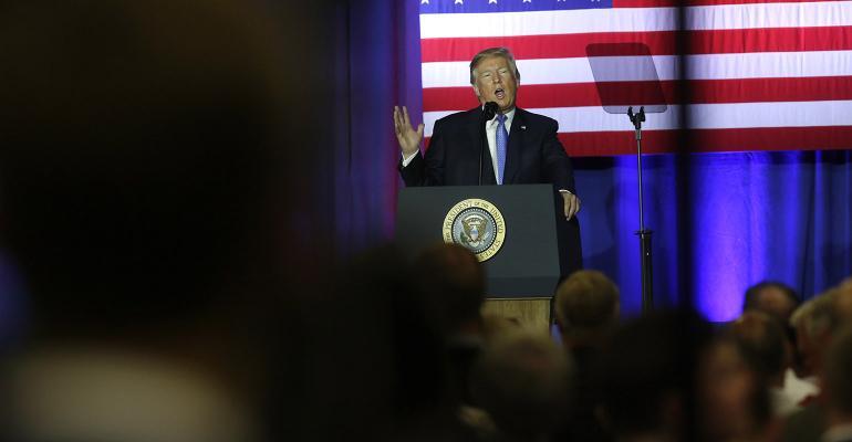 Donald Trump tax reform speech