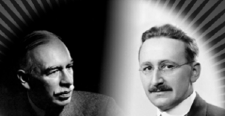 Keynes vs. Hayek, the rap: Round Two!