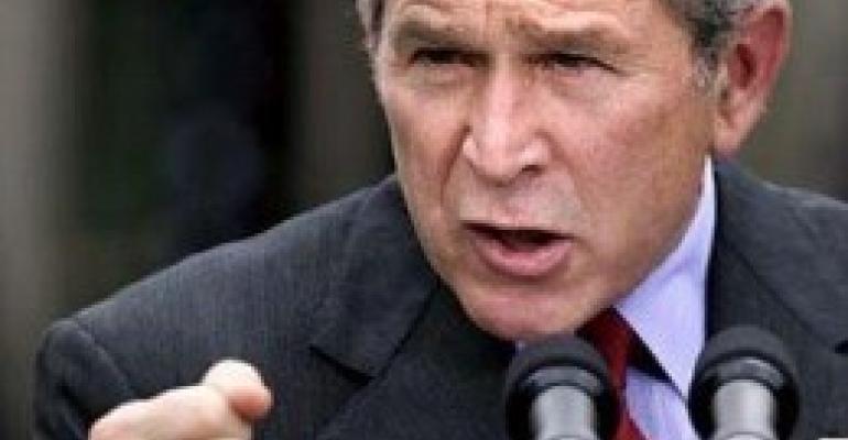 Bush's Lessons For Financial Advisors